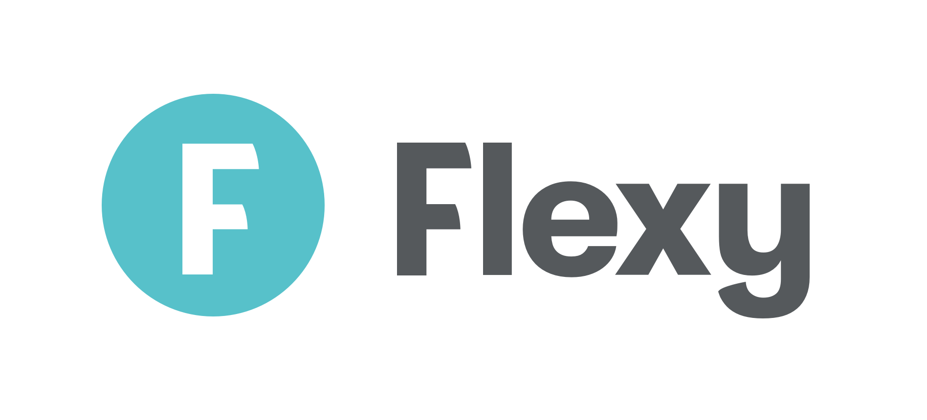 Flexy logo, colour